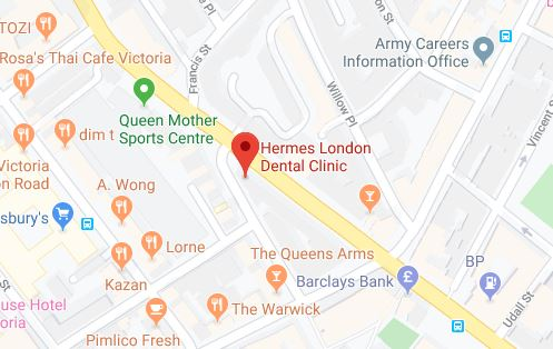 Hermes London Dentist Location