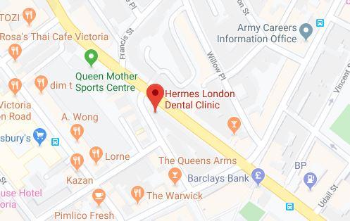 Hermes London Dentist Location
